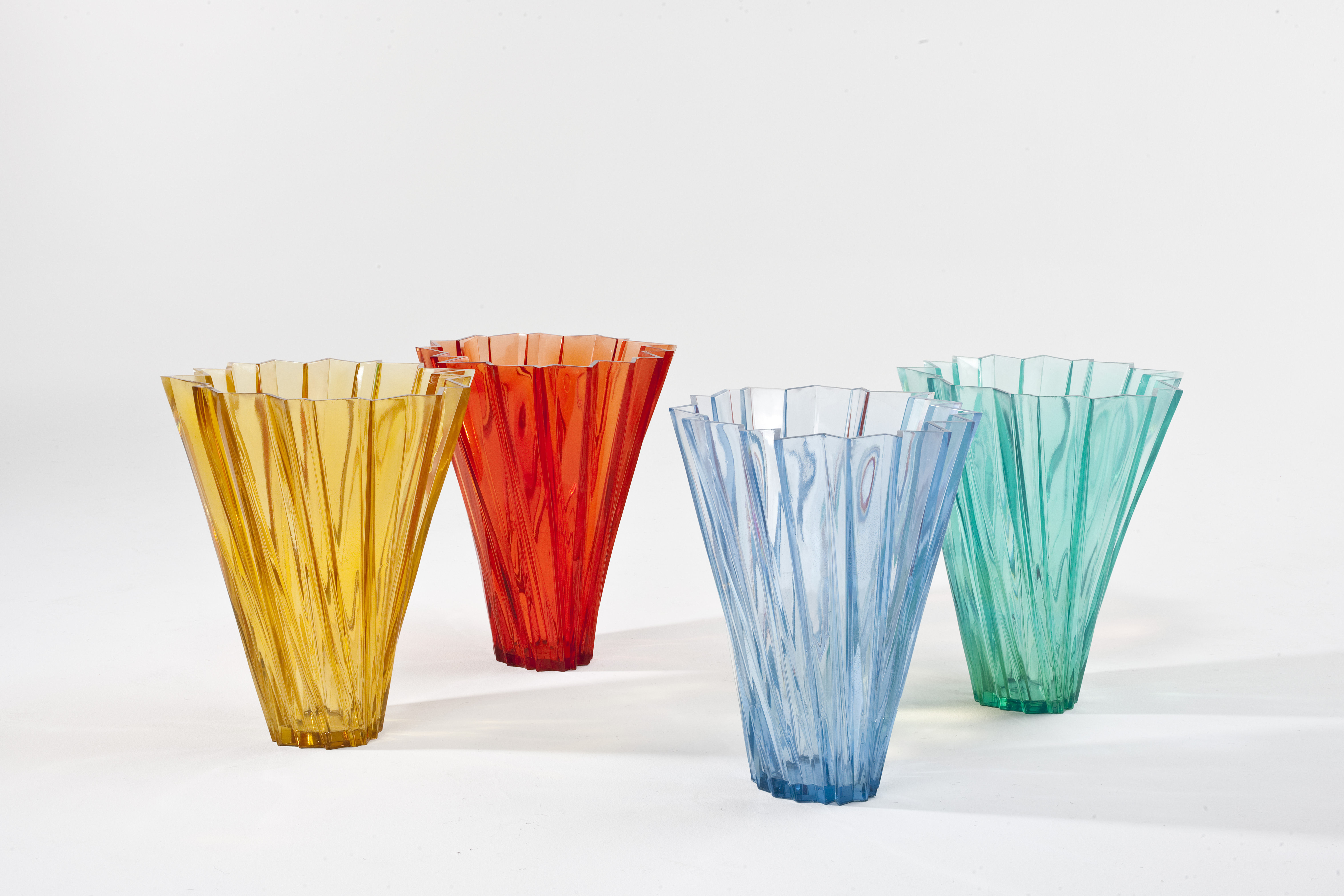 Vase I Shine Cristal - Kartell - Made In Design