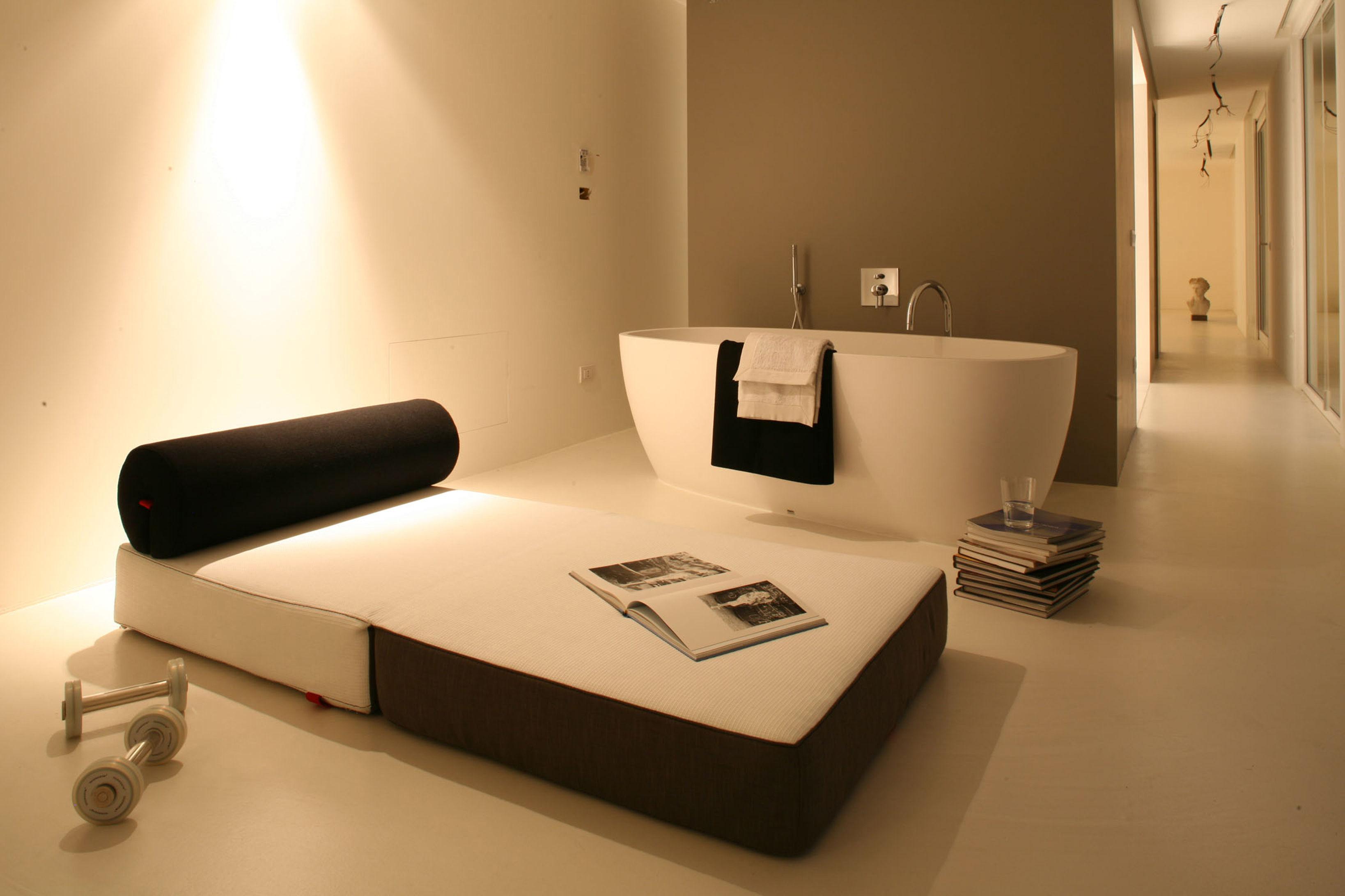 casamania fauteuil lea 2 transformable en lit d 39 appoint gris ebay. Black Bedroom Furniture Sets. Home Design Ideas