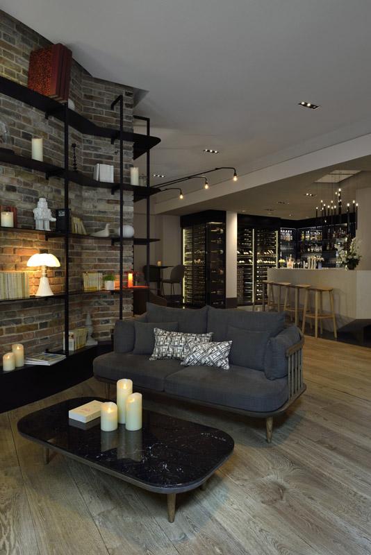 Nos r alisations h tel balthazar rennes made in design pro for Hotel balthazar