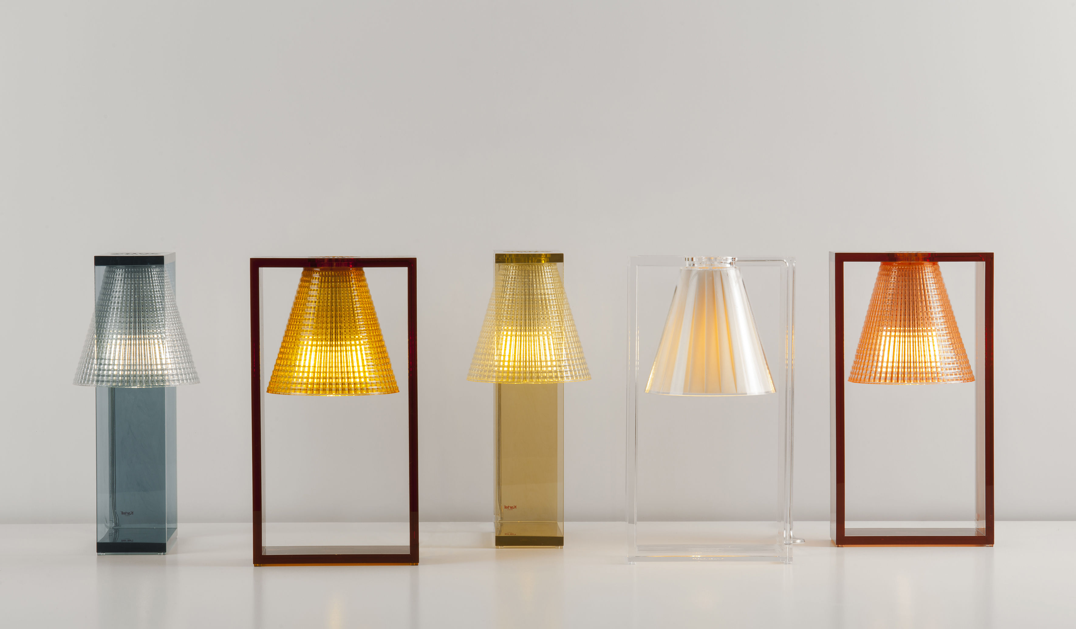Light Air Table Lamp By Kartell