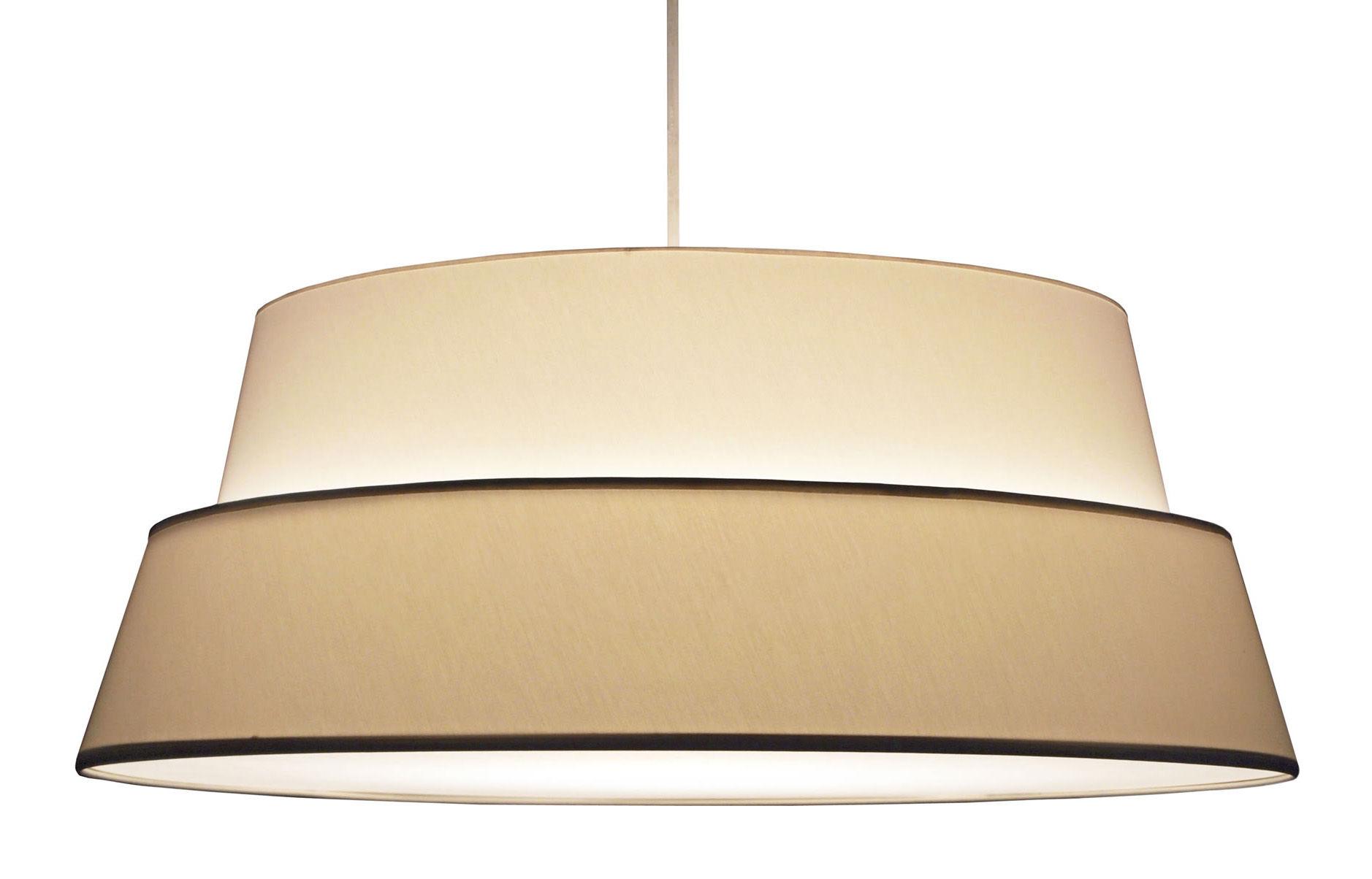 abat jour photo pour lampadaire nuala blanc cru. Black Bedroom Furniture Sets. Home Design Ideas