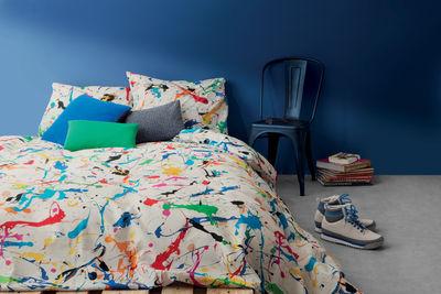 splatter 240 x 220 cm snurk bettw sche set f r 2. Black Bedroom Furniture Sets. Home Design Ideas
