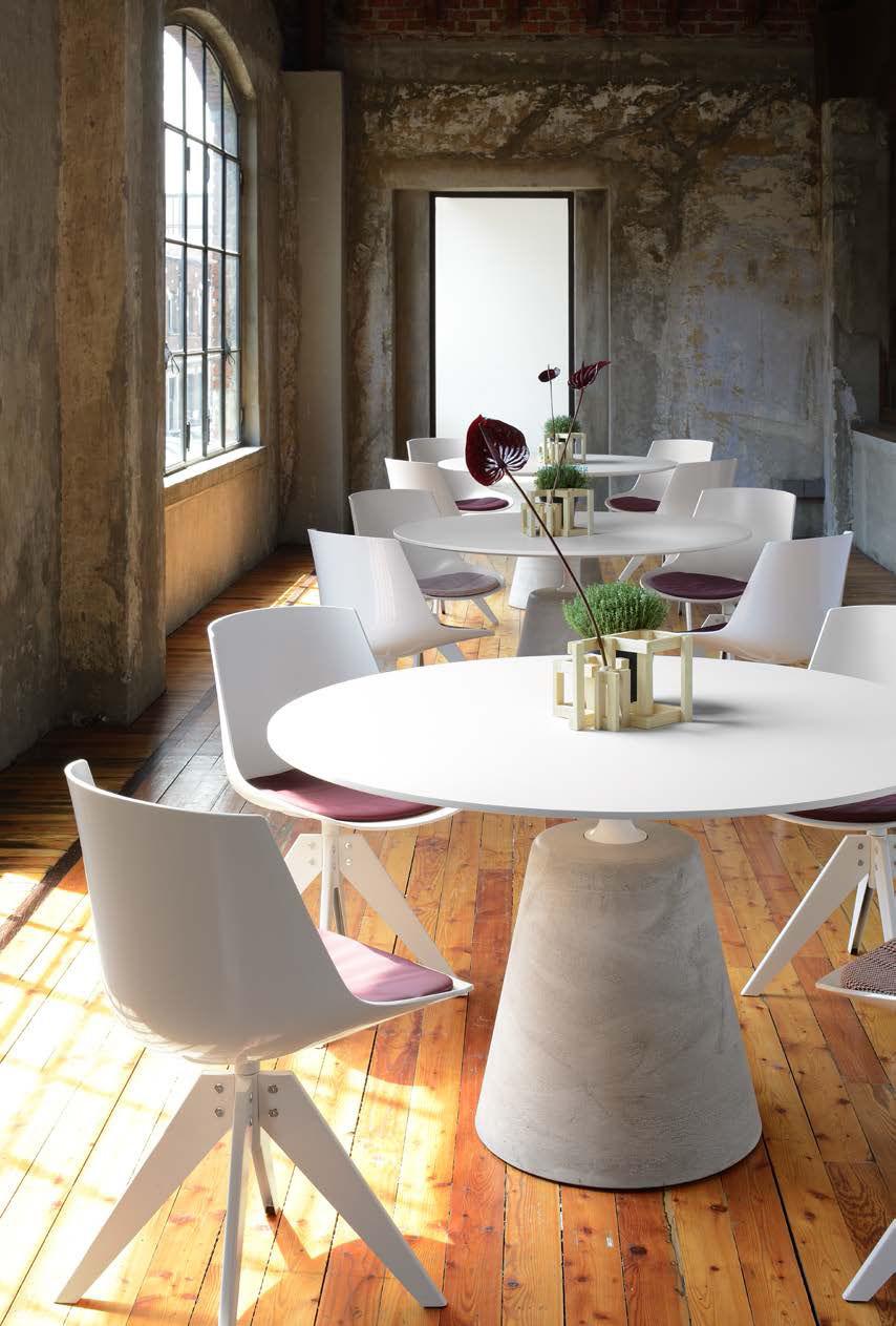f r flow st hle 2er set mdf italia sitzkissen. Black Bedroom Furniture Sets. Home Design Ideas