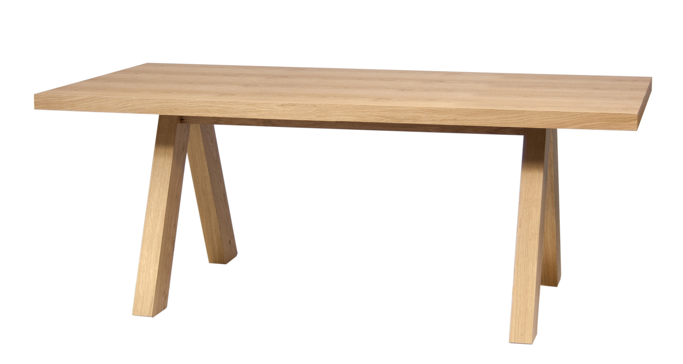 Home > Top 100 Furniture/bestseller > Oak Table 200 X 100 Cm By POP . Full resolution‎  portraiture, nominally Width 2789 Height 1488 pixels, portraiture with #956836.