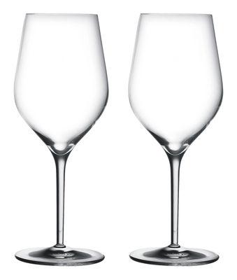Arts de la table - Verres  - Verre à vin Good Size n° 3 / Pour Borurgogne - L'Atelier du Vin - Transparent - Verre soufflé