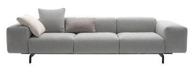 Largo Sofa / 3-Sitzer - L 301 cm - Kartell