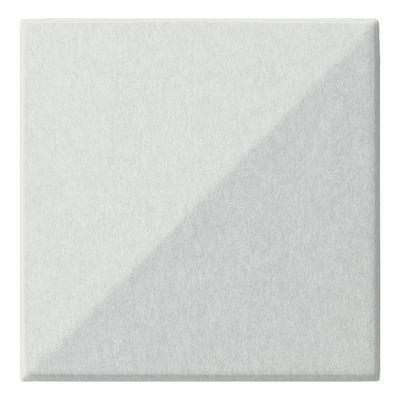Foto Pannello acustico a muro Soundwave Bella di Offecct - Bianco - Tessuto