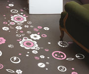 Image of Sticker Blossom kill di Domestic - Rosa - Materiale plastico