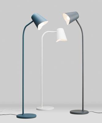 lampadaire orientable