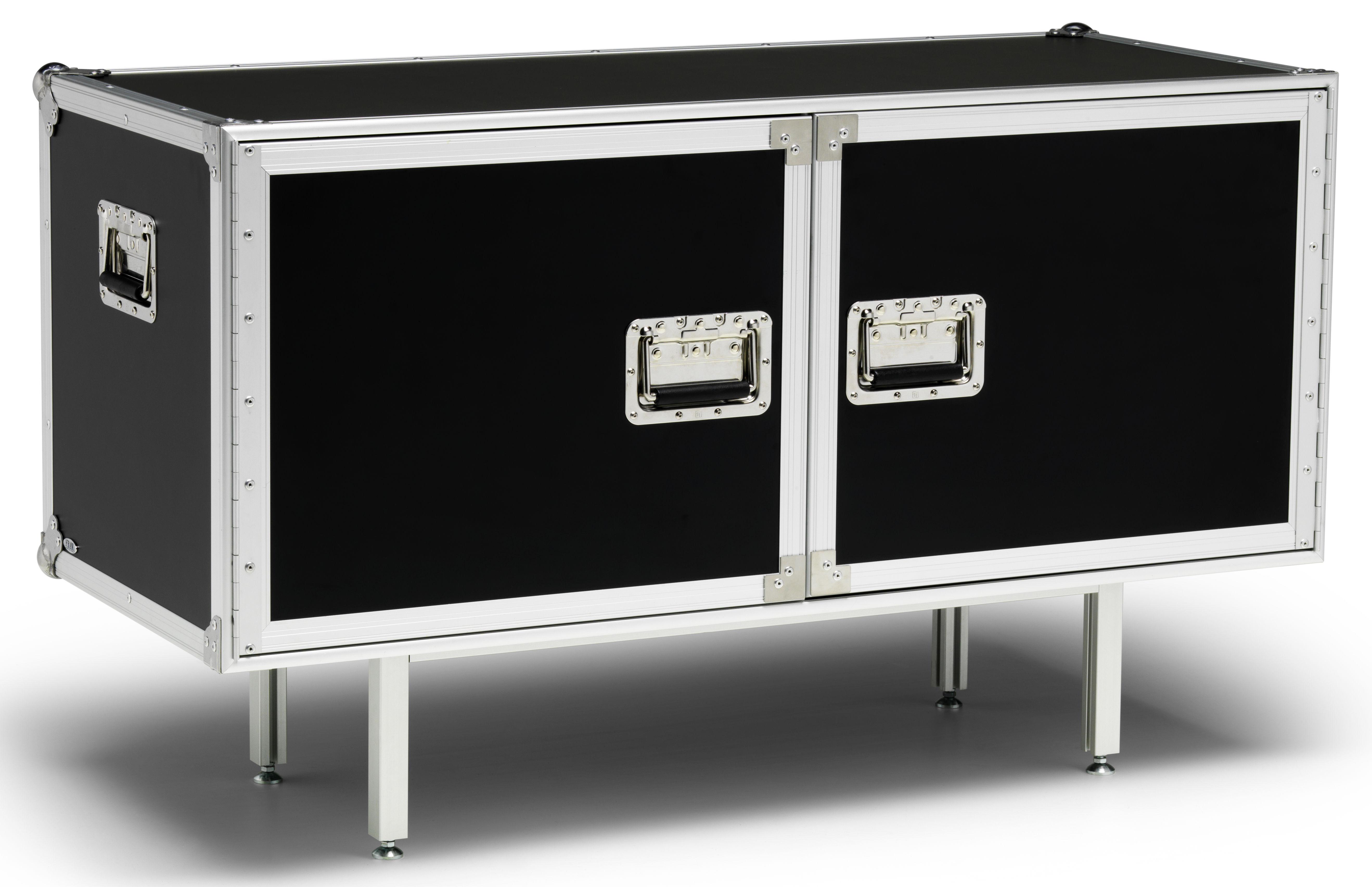 Total Flightcase L 120 cm | Diesel with Moroso | Anrichte