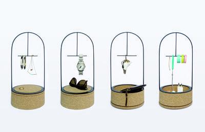 le perchoir schmuckst nder le perchoir l onard el zein designerbox schmuckhalter. Black Bedroom Furniture Sets. Home Design Ideas