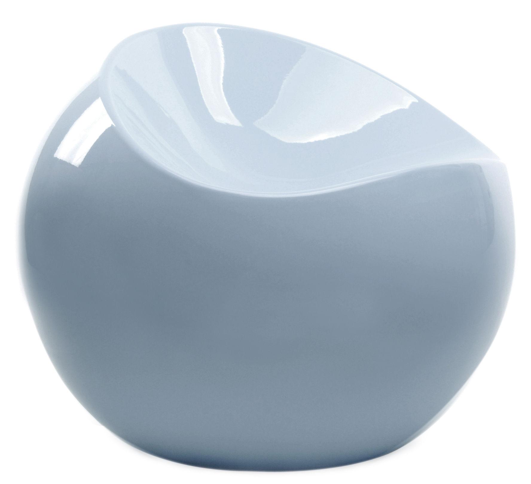 pouf ball chair gris temp te xl boom. Black Bedroom Furniture Sets. Home Design Ideas