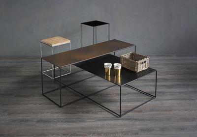Designerm bel wohndesign made in design for Couchtisch schwarzbraun