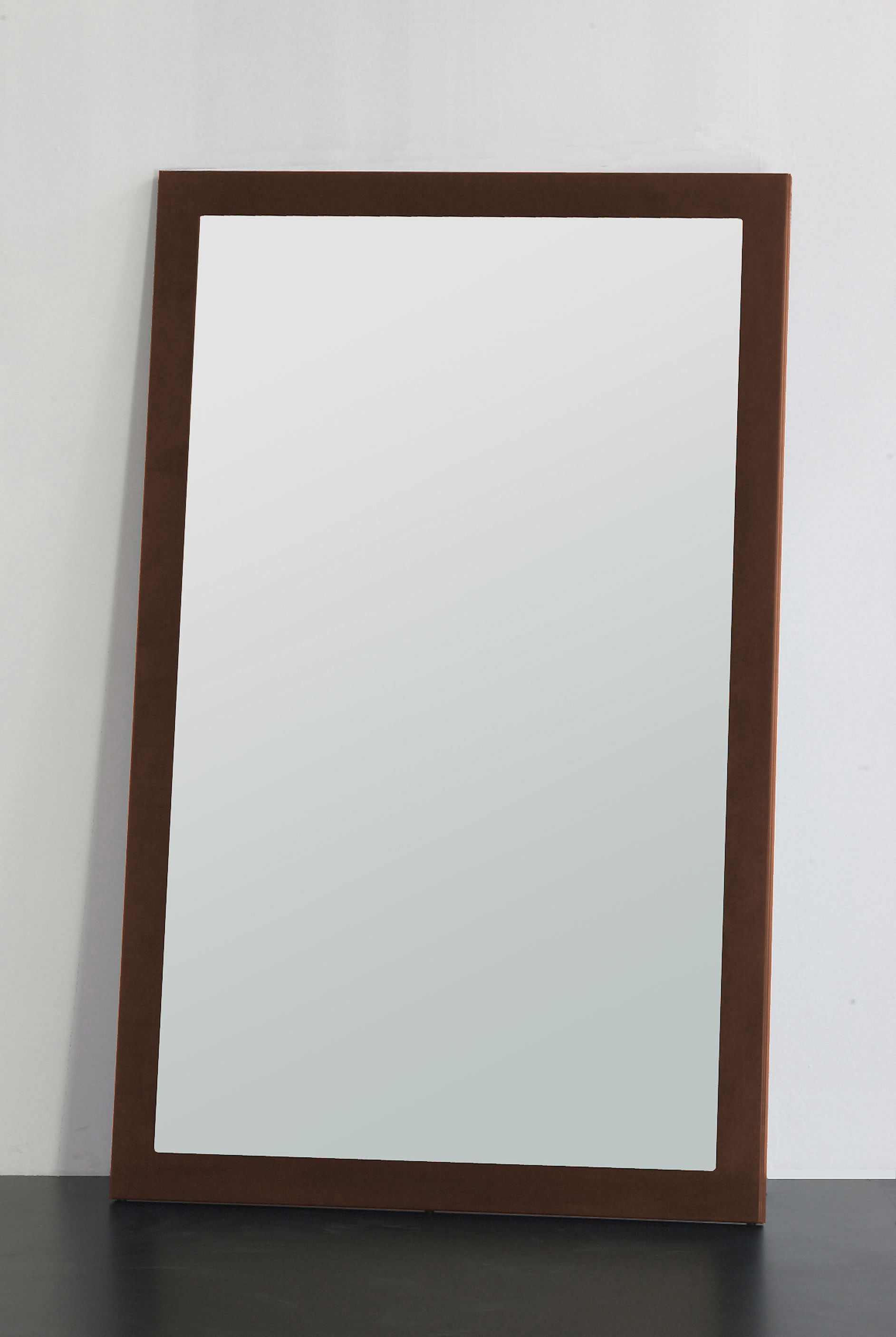 Big frame mirror rust by zeus for Large a frame