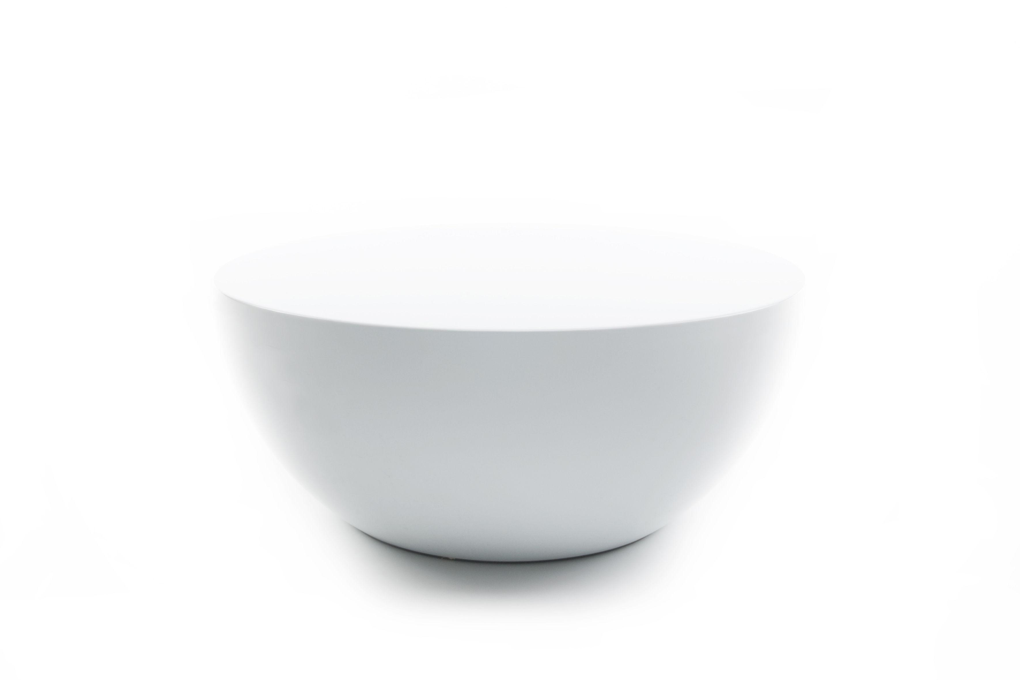 table basse slice 60 cm blanc xl boom made in design. Black Bedroom Furniture Sets. Home Design Ideas