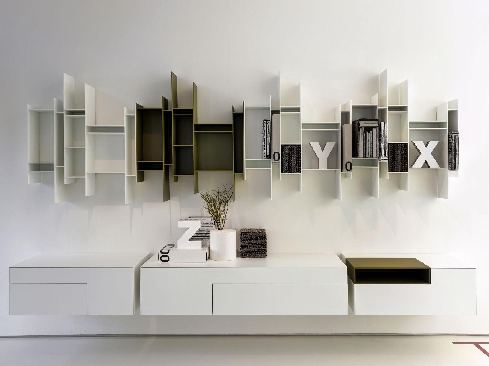 randomito shelf orange by mdf italia. Black Bedroom Furniture Sets. Home Design Ideas
