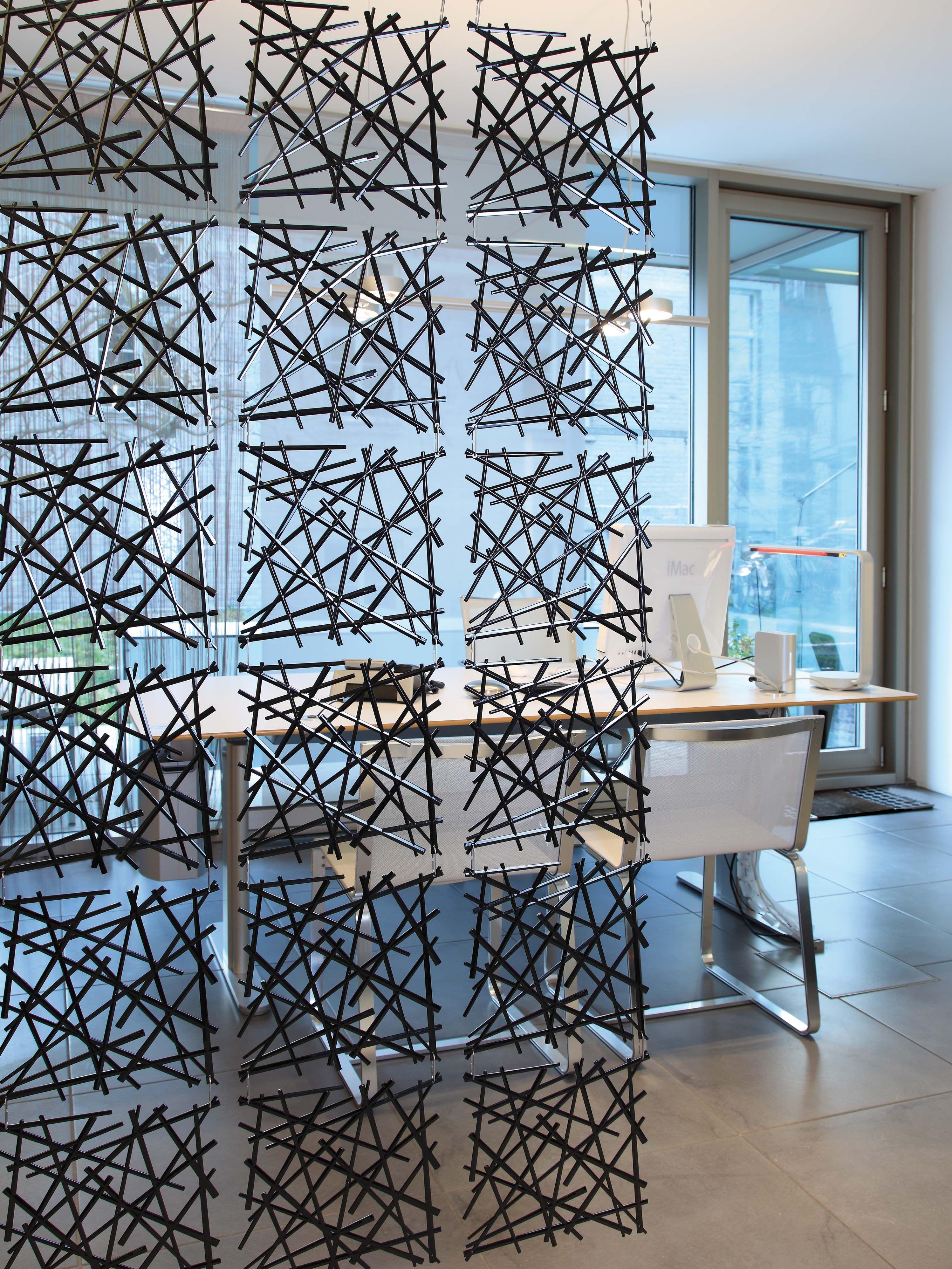 cloison stixx set de 4 crochets inclus blanc opaque. Black Bedroom Furniture Sets. Home Design Ideas