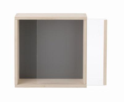 etag re display box vitrine 30 x 30 cm gris ferm living. Black Bedroom Furniture Sets. Home Design Ideas