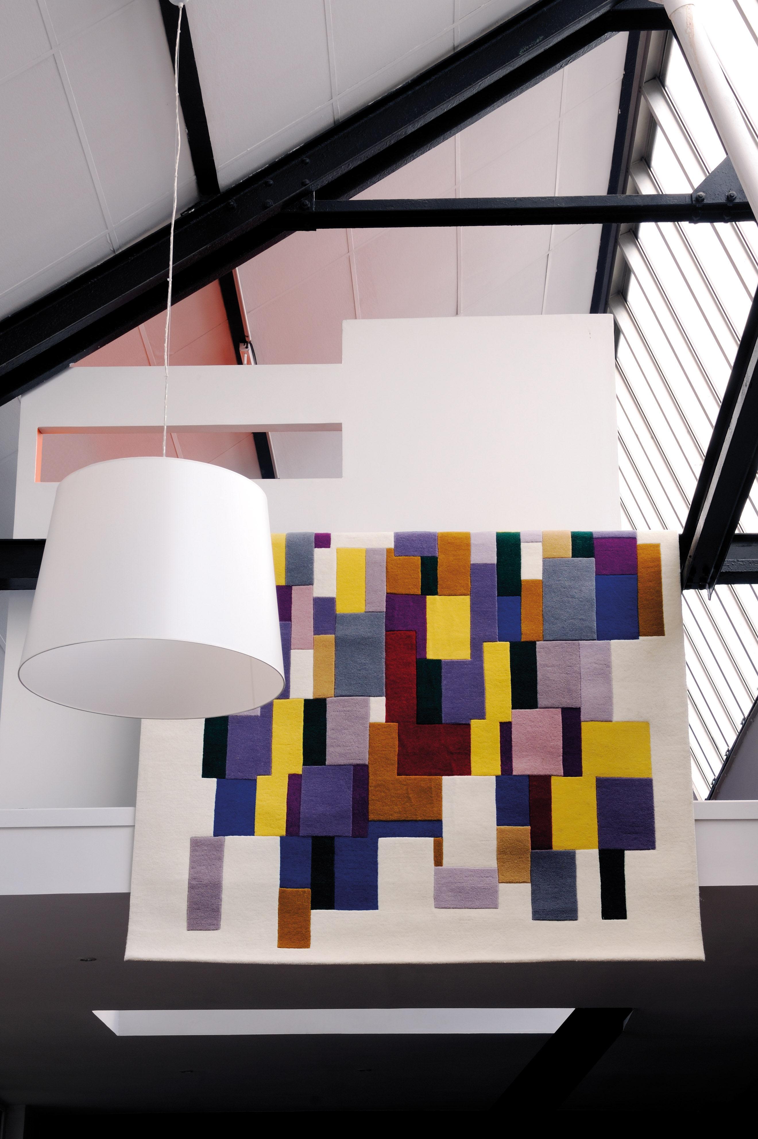 Tapis icare by fran ois champsaur 180 x 270 cm tuft main multicolore toulemonde bochart - Tapijt toulemonde bochar t balances ...
