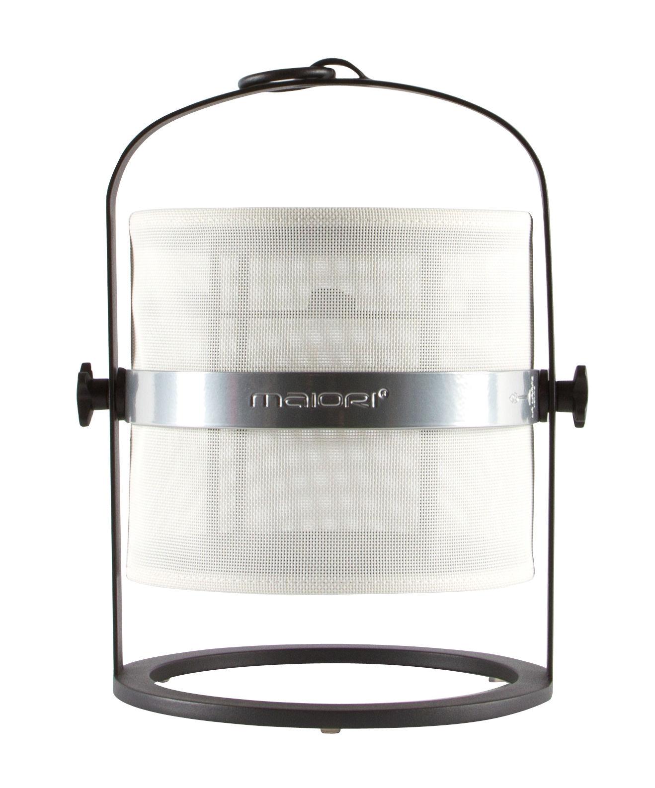lampe solaire la lampe petite led sans fil structure noire blanc structure noire maiori. Black Bedroom Furniture Sets. Home Design Ideas