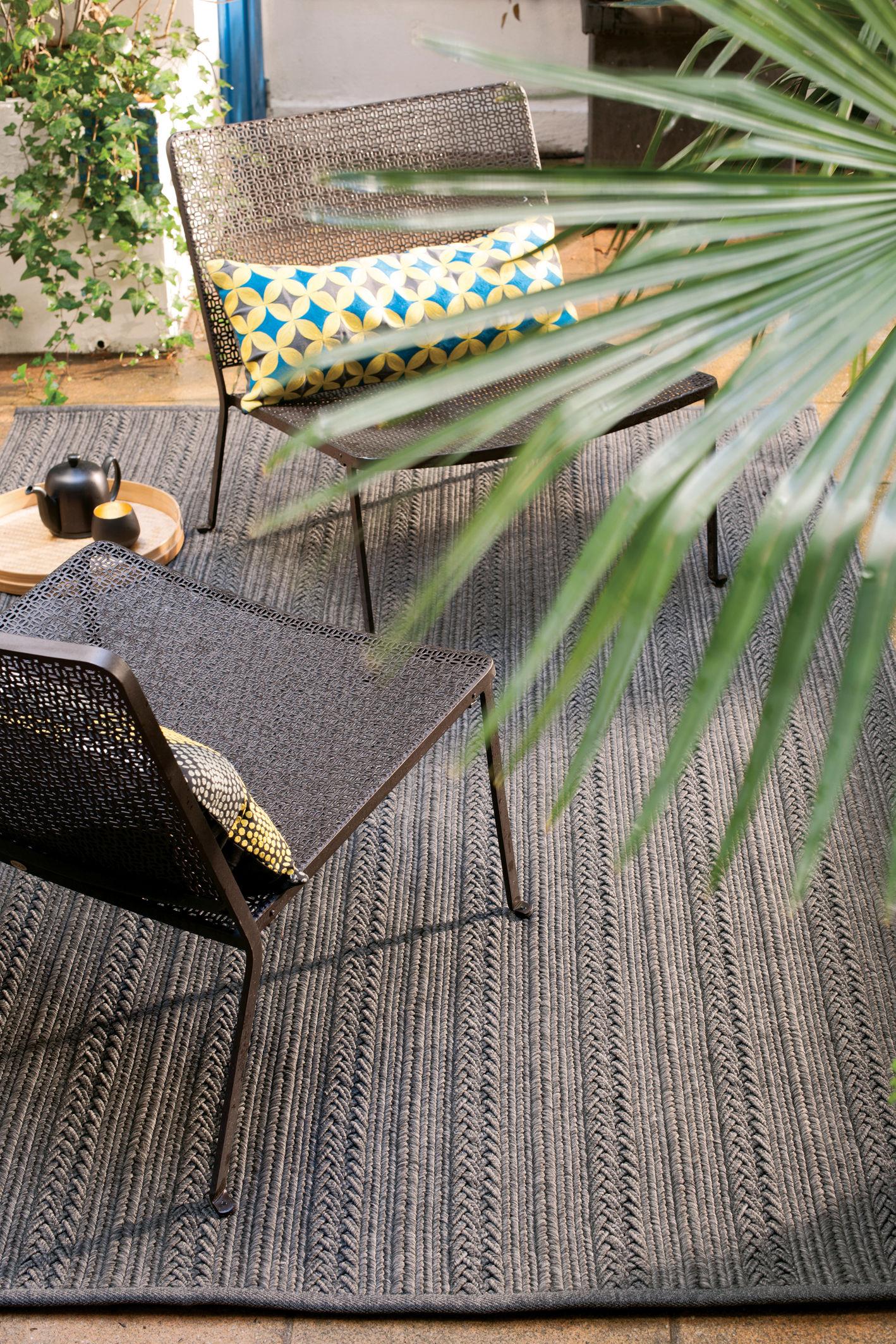 torsade outdoorgeeignet 170 x 240 cm toulemonde. Black Bedroom Furniture Sets. Home Design Ideas