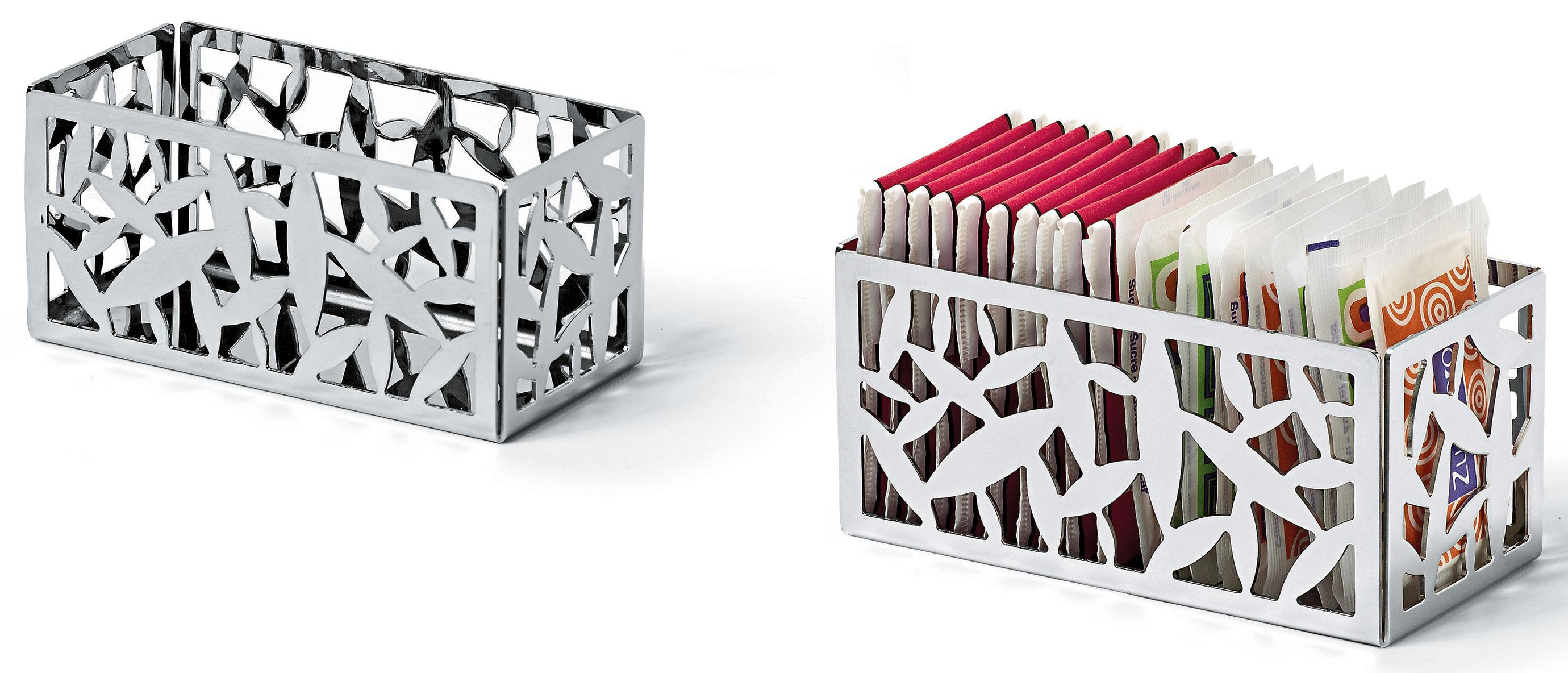 Porte sachet de th cactus acier alessi for Alessi porte prezzi