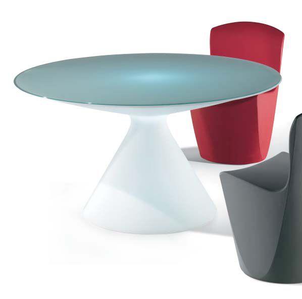 ed slide leuchtender tisch. Black Bedroom Furniture Sets. Home Design Ideas