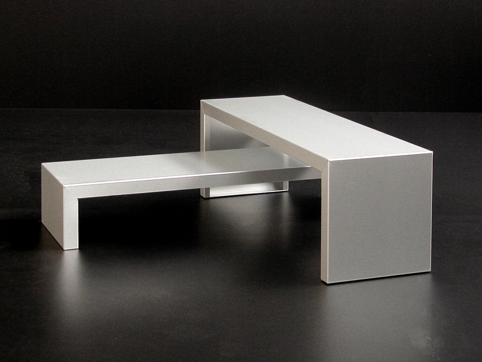 table basse small al l 68 x h 20 cm zeus. Black Bedroom Furniture Sets. Home Design Ideas