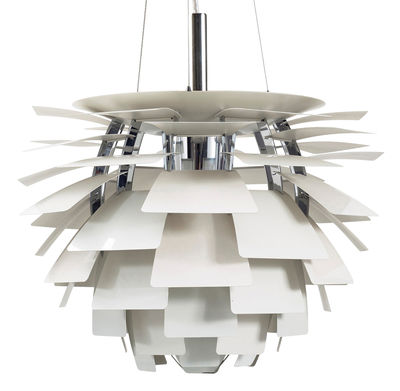 Made in design contemporary furniture home decorating and modern lighting pendant lighting ph artichoke pendant 48 cm by louis poulsen mozeypictures Images