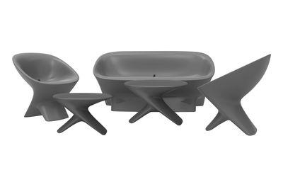 Canapé Ublo offre spéciale : 1 canapé + 2 fauteuils + 1 ...