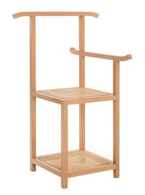 Chaise design bois for Valet chaise bois