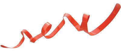 Arredamento - Appendiabiti  - Appendiabiti Ruban di Pa Design - Rosso - Metallo