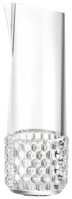 Arts de la table - Carafes et décanteurs - Carafe Jellies Family - Kartell - Cristal - PMMA