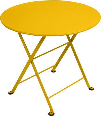 Tavolino Tom Pouce di Fermob - Miele - Metallo