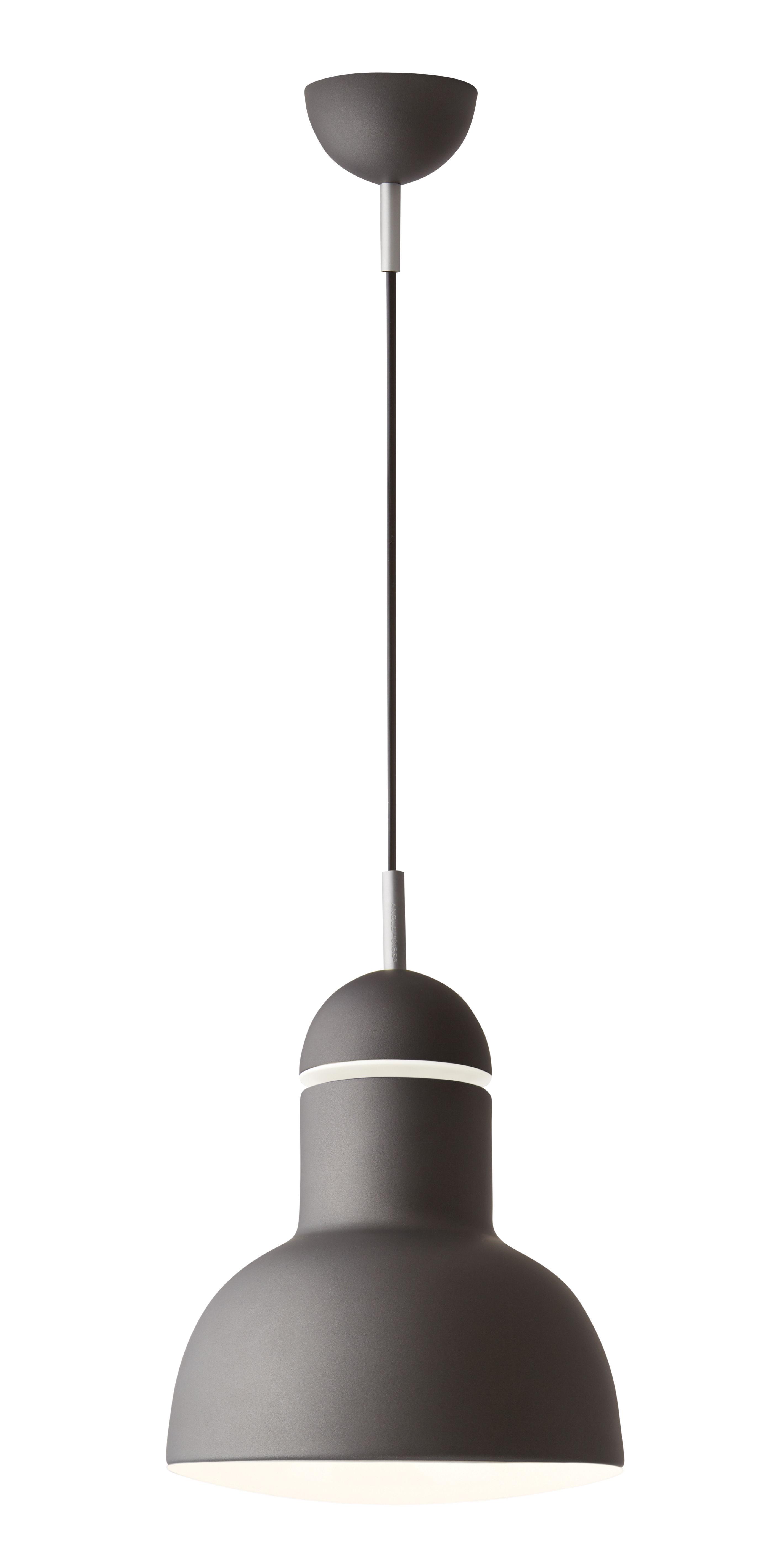 Suspension type 75 maxi 23 cm gris graphite anglepoise - Luminaire industriel la giant collection par anglepoise ...