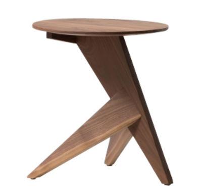 Mobilier - Tables basses - Table basse Medici / Pour l'extérieur - Mattiazzi - Frêne naturel - Frêne huilé