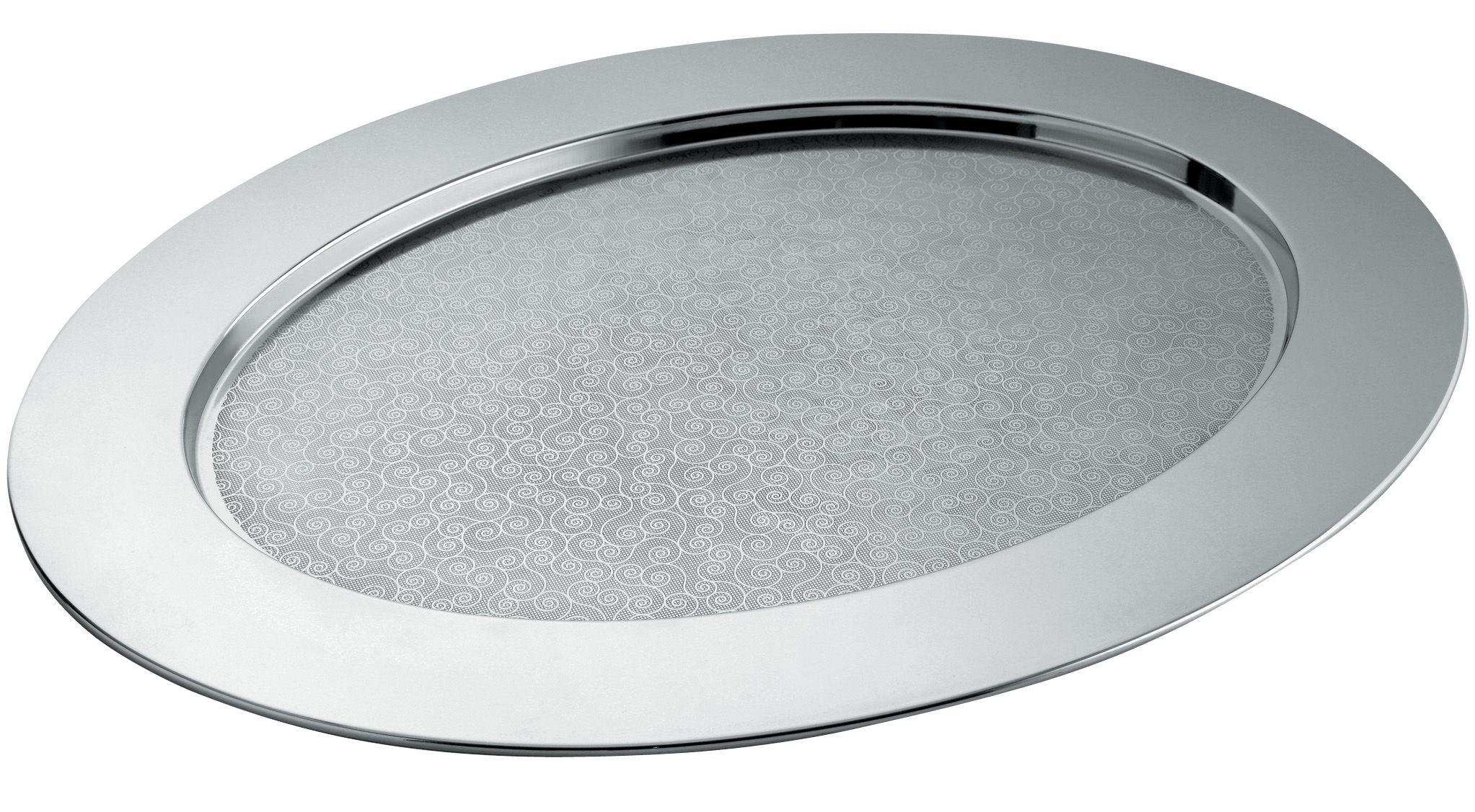 ovale cesellato alessi tablett. Black Bedroom Furniture Sets. Home Design Ideas
