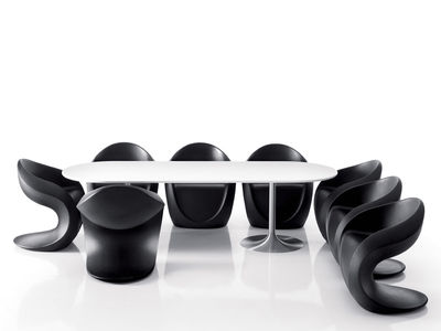 Scopri poltrona miss petra nero di myyour made in design italia