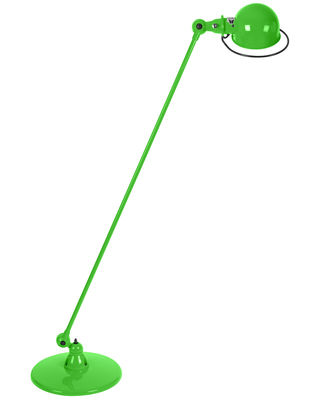 Foto Lampada da lettura Loft - 1 braccio articolato - H 120 cm di Jieldé - Verde mela brillante - Metallo