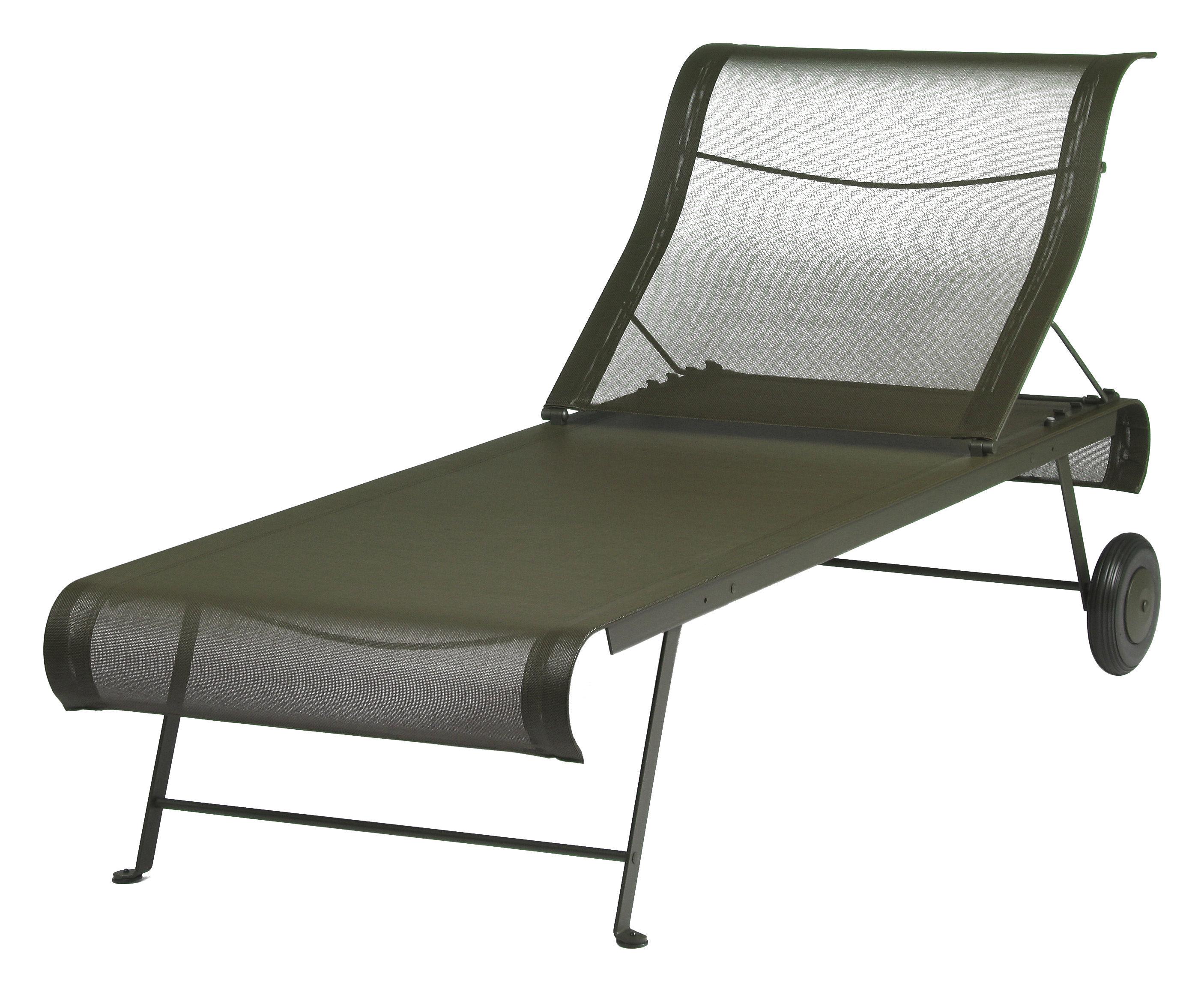 scopri lettino da sole dune savana di fermob made in design italia. Black Bedroom Furniture Sets. Home Design Ideas