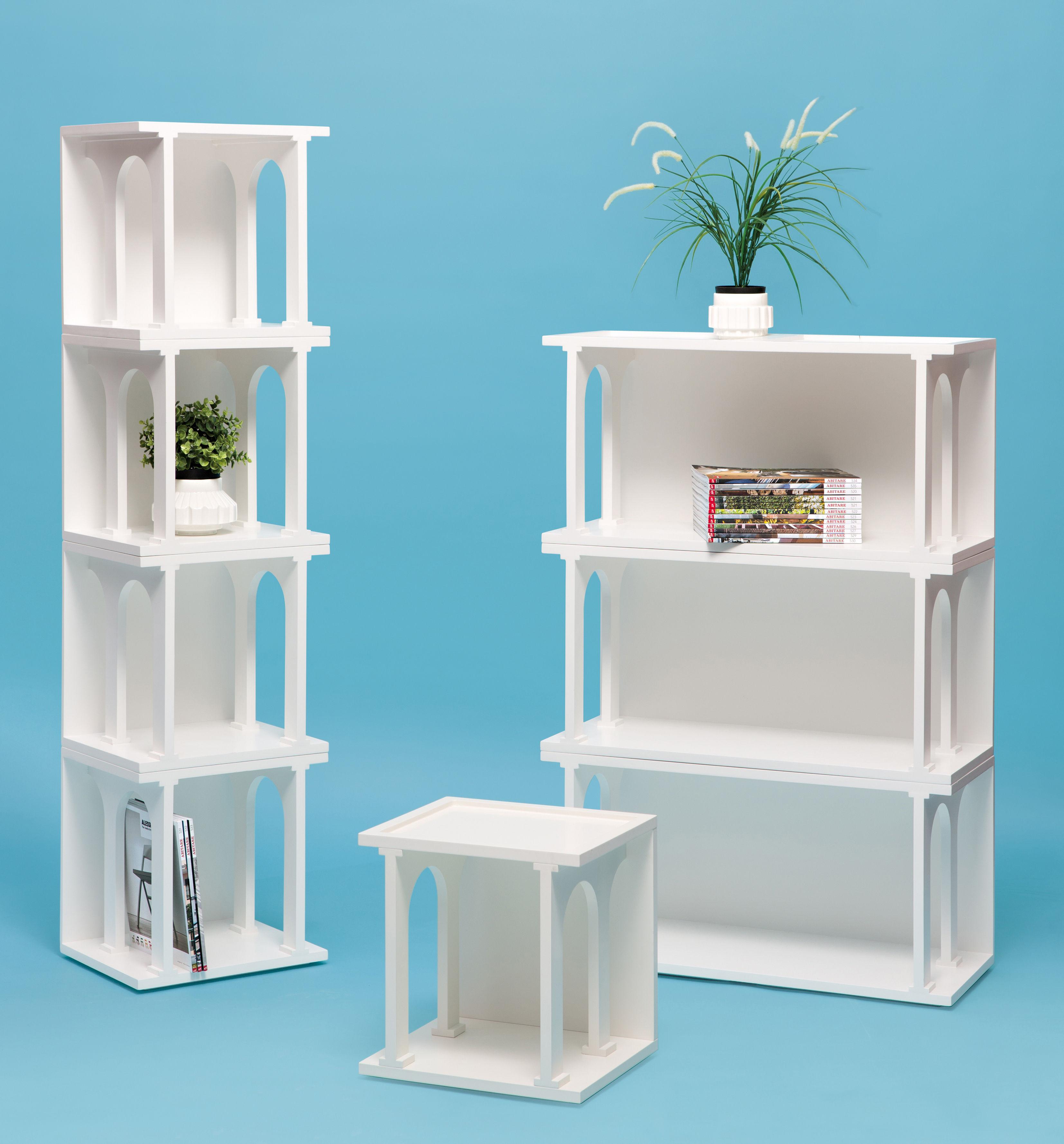 etag re renaissance 40 x 40 cm blanc mat seletti. Black Bedroom Furniture Sets. Home Design Ideas