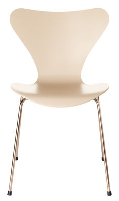 Furniture   Chairs   Série 7 Stacking Chair   Tainted Ash U0026 24 Carat Gold