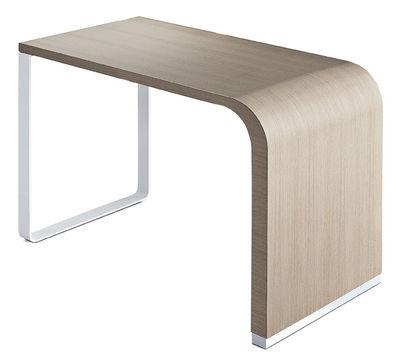 Mange debout brunch comptoir l 140 h 90 cm ch ne for Table de bar extensible