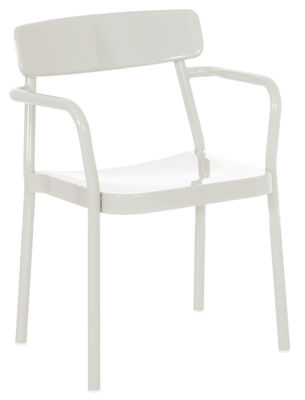 Grace Stapelbarer Sessel / Metall - Emu