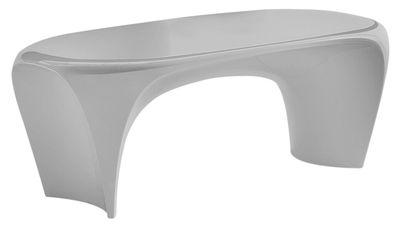 Tavolino Lily di MyYour - Grigio chiaro opaco - Materiale plastico