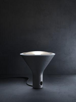 lampe yupik baladeuse h 20 cm gris fontana arte made in design. Black Bedroom Furniture Sets. Home Design Ideas