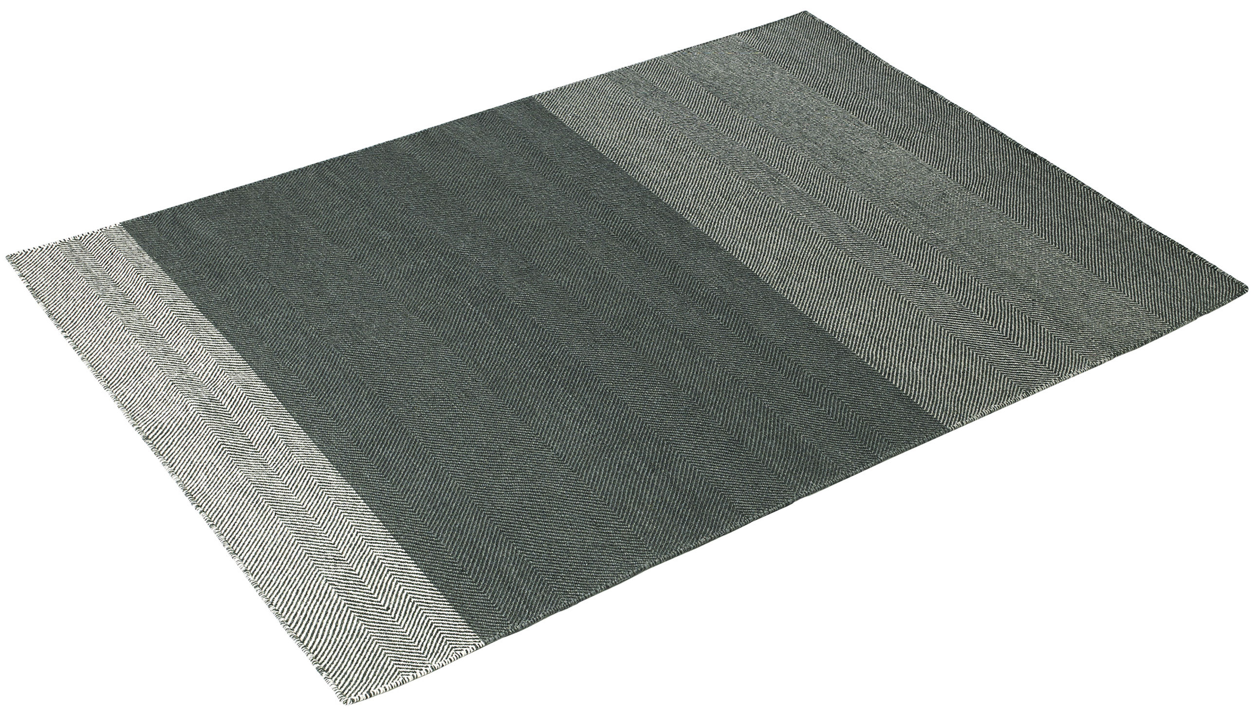 tapis varjo 200 x 300 cm gris vert fonc muuto. Black Bedroom Furniture Sets. Home Design Ideas