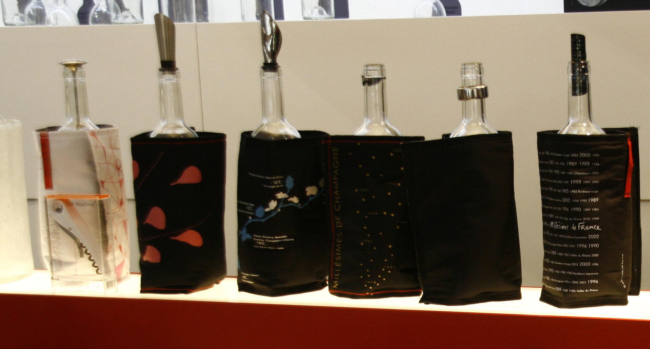 rafra chisseur bouteille fresh mill simes de france noir l 39 atelier du vin. Black Bedroom Furniture Sets. Home Design Ideas