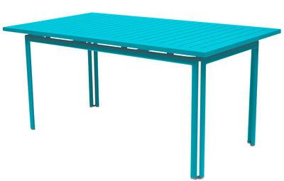 Costa Tisch / L 160 cm - Fermob - Türkisblau