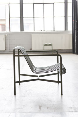 Palissade dining breit r e bouroullec hay sessel for Sessel 80 breit